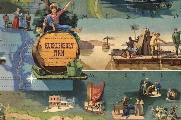 The Adventures of Huckleberry Finn by Mark Twain | DPLA