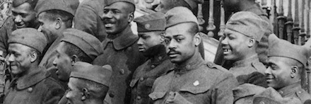 African American Soldiers in World War I