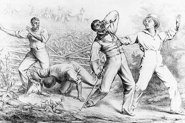 The Underground Railroad And The Fugitive Slave Act Of 1850 Dpla