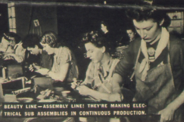 World War Ii Women On The Home Front Dpla
